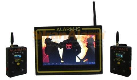 تکنولوژی سیستم هوشمند اعلام خطرآتشنشان ALARM-IS