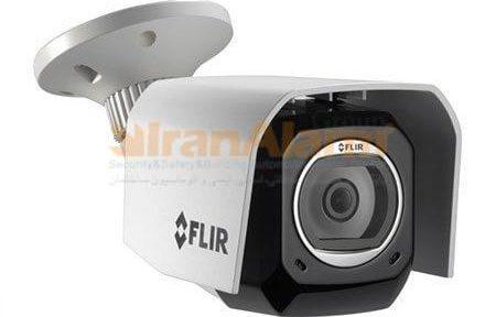 دوربین های امنیتی، حرارتی FLIR برای جلوگیری از آتش سوزی در فضاهای باز