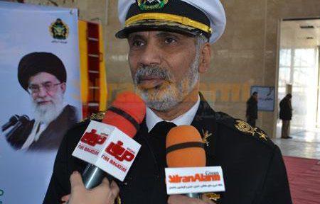 دریادار غلامرضا خادم بیغم، جانشین فرمانده نیروی دریایی ارتش