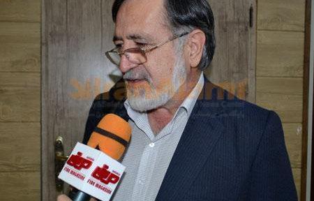 بهرام طاهری، مشاور محترم HSE وزیر نیرو و رئیس همایش