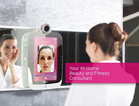 آینه زیبایی هوشمند HiMirror