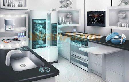 Hoover Wizard رویای آشپزخانه هوشمند را به واقعیت تبدیل می کند!
