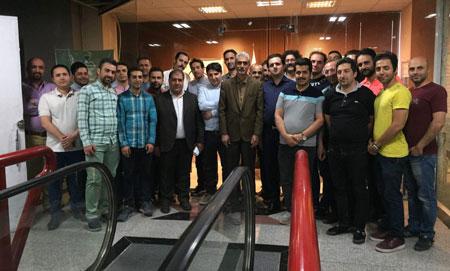 افتتاح دفتر اتحادیه حفاظتی و الکترونیکی تهران در علاالدین۲