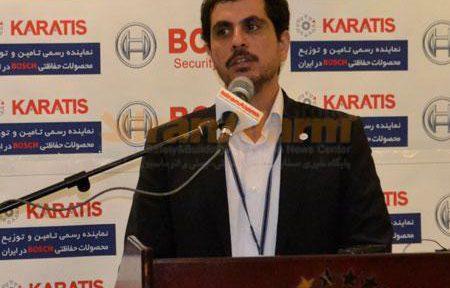 محمد ایمان افضلیان، مدیرعامل شرکت جدیدالتاسیس کاراطیس