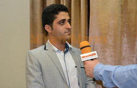 حامد موسويزاده، مديرعامل شرکت خانه هوشمند مارنان