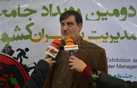 اسماعیل نجار، معاون محترم وزیر و رئیس سازمان مدیریت بحران کشور