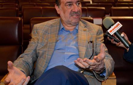 مهدی موذن، دبیر همایش بزرگان صنعت ساختمان و رئیس سازمان نظام کاردانی ساختمان استان تهران
