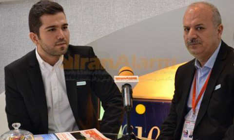 علی لبافینژاد، مدیرعامل شرکت اسپادانا الکترونیک