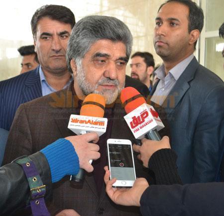 سید حسین هاشمی، استاندار محترم تهران