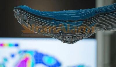 جوراب های هوشمندی که به کمک دیابتی ها می آیند