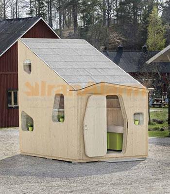 خانه های هوشمند دانشجویی در سوئد