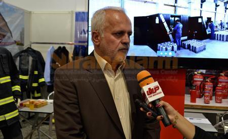 فتح الله تیموری، معاون اسبق عملیات سازمان آتشنشانی