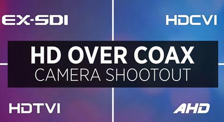 تحلیلی از فناوری های موجود در بازار دوربین های نظارت تصویری
