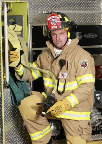 ارزيابی ريسک برای انتخاب تجهيزات حفاظت فردی (PPE)آتش نشانان