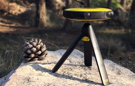 دوربین واقعیت مجازی Vuze