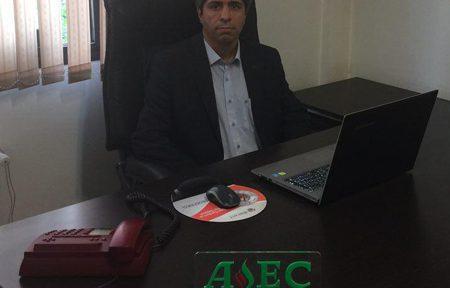سید حامد نور حسینی، مدیر عامل شرکت طراحان نوین راهکار