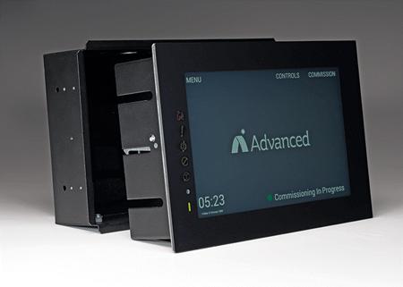 آیا صنعت حریق باید با فناوری صفحه نمایش لمسی سازش کند؟