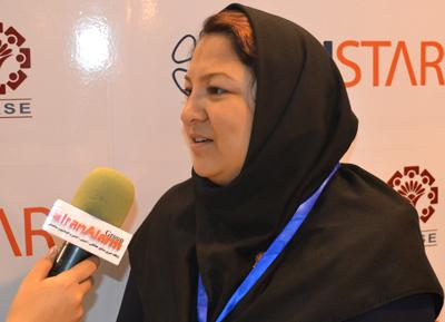مبینا بنیاسدی، مدیر روابط عمومی فرا بورس ایران