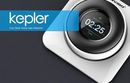 مانیتور گاز Kepler