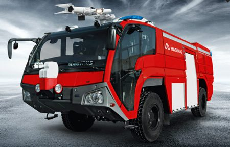 Magirus DRAGON X4