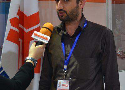 علی رضاییان، مسئول تامین مالی از بازار سرمایه گروه خودرو سازی سایپا