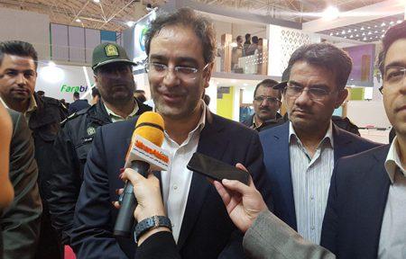 شاپور محمدی، رئیس سازمان بورس و اوراق بهادار