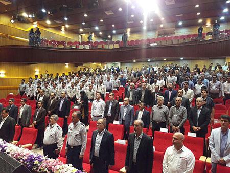 اولین کنفرانس ملی فرماندهی عملیات اطفا حریق آغاز شد