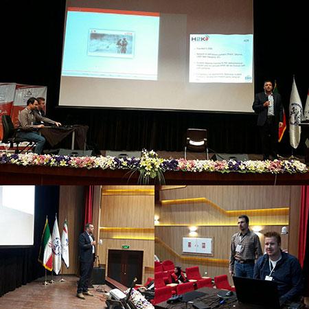 برگزاری کارگاه شماره ۱ در اولین کنفرانس ملی فرماندهی عملیات اطفا حریق: