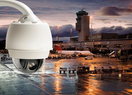 امنیت و نظارت تصویری فرودگاه هوشمند