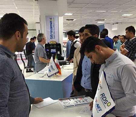 دومین روز از نمایشگاه پانزده روزه ایران اسکوپ آغاز شد