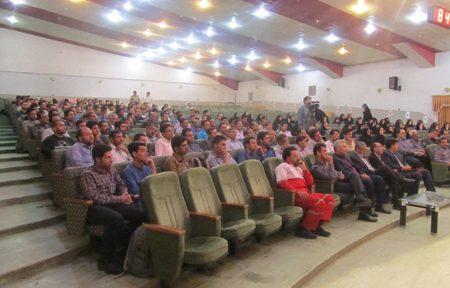 اولین پانل تخصصی امداد و نجات مرکز آموزش علمی کاربردی هلال احمر استان اصفهان