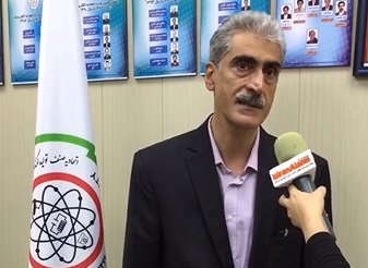 صادق فیض ابادی، رئیس اتحادیه الکترونیکی و حفاظتی تهران