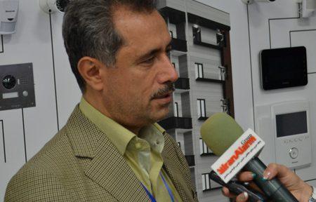 صمد نفیسی، مدیر ارشد شرکت سیماران