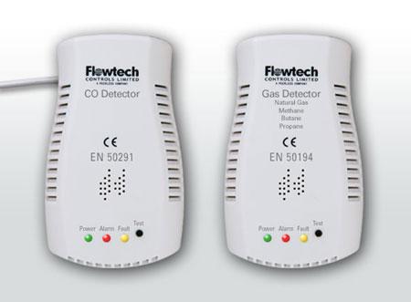 دتکتور Flowtechبا بستن خودکار گاز به نشتیها پایان می دهد