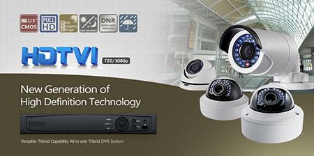 درباره تکنولوژی HDTVI چه چیزهایی میدانیم .