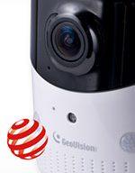 دوربین ابری خانگی Geovision جایزه Red Dot 2017 را از آن خود کرد