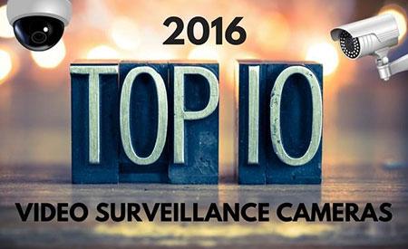 مروری بر 10 دوربین نظارت تصویری برتر سال