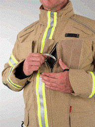 طراحی ای جالب و جدید هارنس ایمنی PPE