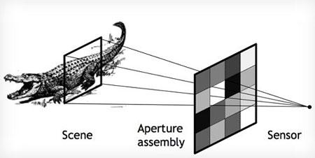 آزمایشگاه بل و پروژه ساخت دوربین بدون لنز با فوکوس دائمی
