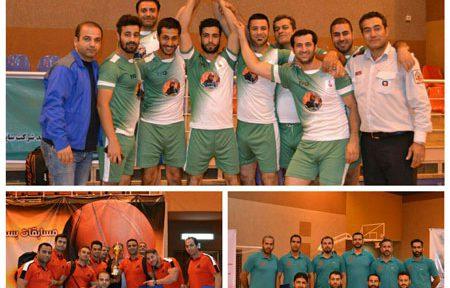 سومین دوره از مسابقات آتش نشانی برتر صنعتی در استان تهران برگزار شد