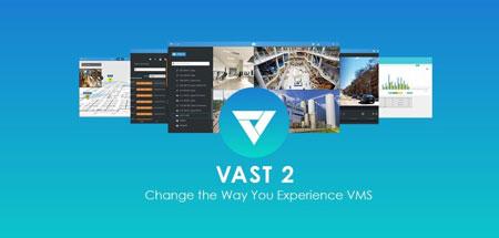 ارائه نسخه پیشرفته (2.0) نرم افزار مدیریت تصاویر تحت شبکه VAST توسط شرکت VIVOTEK