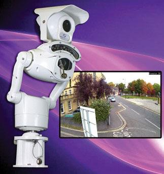 دوربین Overview با قابلیت HD