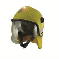 استاندارد جدید کلاه های ایمنی آتش نشانی