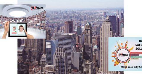 Dahua راه حل شهر هوشمند با تکنولوژی یادگیری ژرف را ارائه می کند