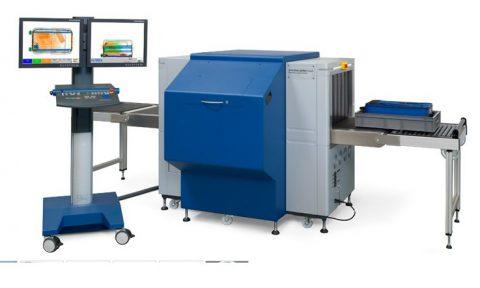اولین سیستم بازرسی اشعه ایکس با دید دوجانبه از Smiths Detection