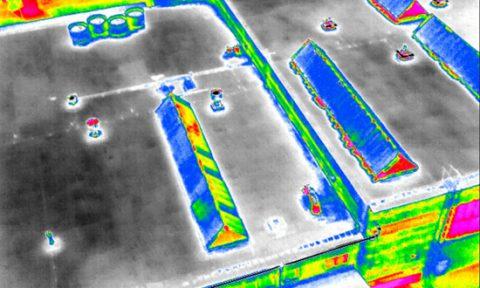 دوربین های حرارتی: تکنولوژی کلیدی در تشخیص ورود غیر مجاز