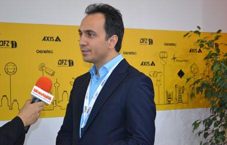 محمد اصلانی مدیرعامل و رئیس هیئت مدیره شرکت مهندسی دانش افزار کاوش
