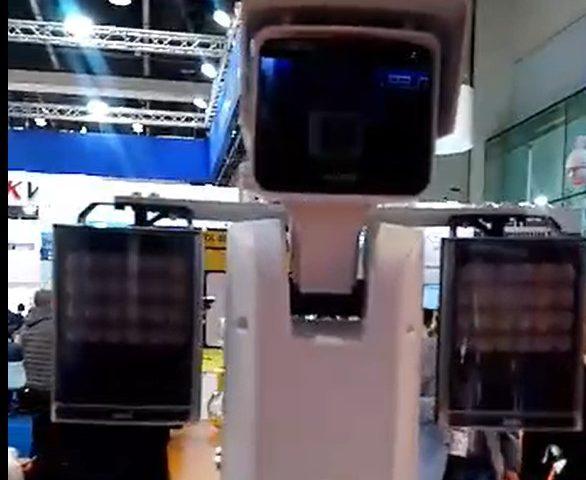 رونمایی از دوربین Q86 اکسیس در اینترسک۲۰۱۸