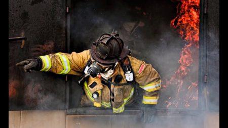 روز آتشنشان، روز پیوند با جلیقه ضد حریق