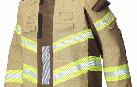 کاهش سوختگی آتشنشانان با Xenon Gore Parallon در وضعیت فلش اور